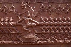Комплекс королевского дворца - Пномпень Стоковые Фото