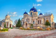 Комплекс православной церков церков Стоковое Изображение RF