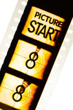 Комплекс предпусковых операций фильма кино Стоковая Фотография RF