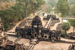 Комплекс древнего храма Стоковая Фотография RF