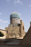Комплекс Узбекистана, Самарканда Shah-i-Zinda в Самарканде стоковая фотография