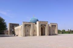 Комплекс Узбекистана Ташкента исторический Madrasa стоковое изображение