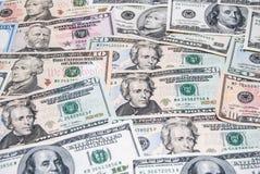 Комплект американского доллара Стоковое Изображение