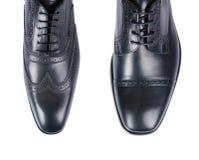 Комплект ботинок спорта изолированных на белизне Стоковое Изображение RF
