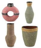 Комплект вазы Стоковое Изображение