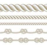 Комплект веревочки Стоковое Фото