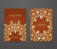 Комплект винтажных поздравительных открыток Стоковые Фото