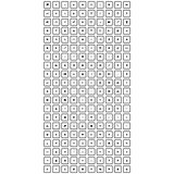 Комплект всеобщих значков бесплатная иллюстрация