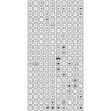 Комплект всеобщих значков иллюстрация штока