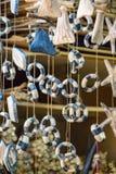 Комплект декоративных спасательных жилетов Стоковые Фотографии RF