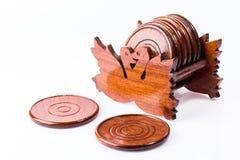 Комплект деревянных каботажных судн с красивым дизайном Стоковые Изображения