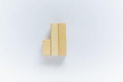 Комплект деревянных плит стоковое фото rf