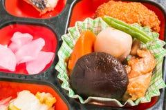 Комплект еды Японии Стоковые Фотографии RF