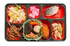 Комплект еды Японии Стоковое Изображение