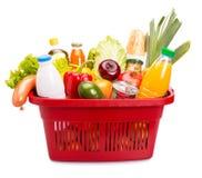 Комплект еды стоковая фотография rf