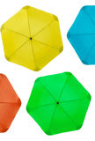 Комплект зонтика Стоковое Изображение