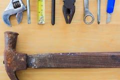 Комплект инструмента Стоковые Фото