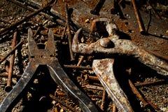 Комплект инструмента Стоковые Фотографии RF