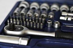 Комплект инструментов. Стоковое Фото