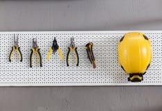 Комплект инструментов Стоковое Изображение RF