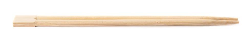 Комплект китайских изолированных ручек палочек Стоковая Фотография