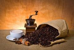 Комплект кофе Стоковая Фотография RF