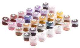 Комплект красок для красить Стоковое Изображение