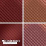 Комплект 4 красочных предпосылок Стоковые Изображения RF