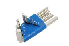 Комплект ключа наговора Стоковое Изображение RF