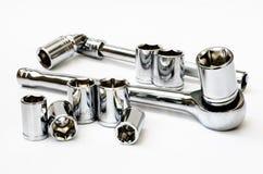 Комплект ключа Стоковая Фотография RF