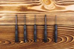 Комплект маленьких отверток Стоковая Фотография RF