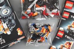 Комплект метода LEGO Стоковое Изображение RF