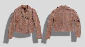 Комплект модель-макета куртки Стоковое Изображение