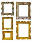 Комплект немногих картинных рамок Стоковая Фотография RF