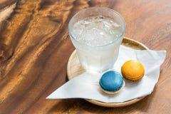 Комплект добро пожаловать питья Стоковая Фотография RF