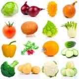 Комплект овоща Стоковое Фото
