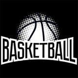 Комплект логотипа Streetball Стоковая Фотография RF