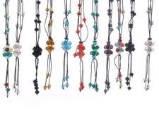 Комплект ожерелья Стоковое Изображение
