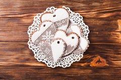 Комплект домодельных печений Стоковая Фотография RF