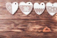 Комплект домодельных печений Стоковые Фото