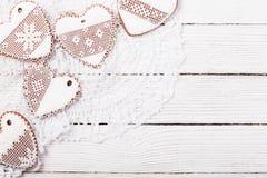 Комплект домодельных печений Стоковое Изображение