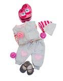 Комплект одежд младенца для ребёнка Стоковое Изображение RF