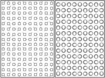 Психологические тесты Стоковые Изображения RF
