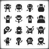 Комплект работы вектора characters Стоковое Фото