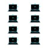 Комплект размеров матрицы Стоковое фото RF