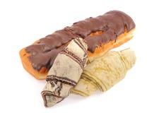 Комплект различных хлебов Стоковые Изображения RF