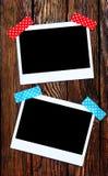 Комплект рамок фото Стоковая Фотография