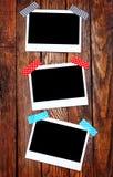 Комплект рамок фото Стоковое Изображение