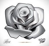 Комплект Розы татуировки Стоковые Фотографии RF