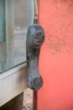 Комплект руки телефона смертной казни через повешение Стоковые Изображения